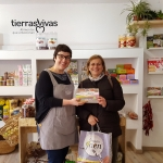 Tierras Vivas ya es un comercio adherido a la marca Degusta Jaén Calidad