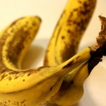 plátanos maduros